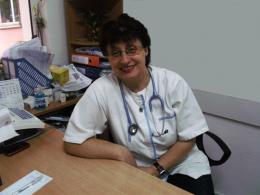 Д-р Емилия Щереве - Специалист по вътрешни болести и пневмофтизиатрия - СБАЛПФЗ Д-р Димитър Граматиков - Русе