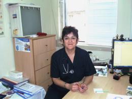 Д-р Йорданка Дачева - Специалист по вътрешни болести и пневмофтизиатрия - СБАЛПФЗ Д-р Димитър Граматиков - Русе