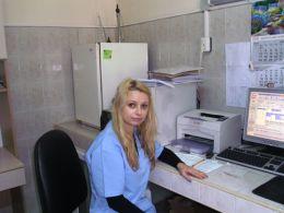 Д-р Антония Лефтерова - Специалист клинична лаборатория - СБАЛПФЗ Д-р Димитър Граматиков - Русе