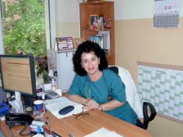 Д-р Миглена Радева - Специалист по вътрешни болести и пневмофтизиатрия - СБАЛПФЗ Д-р Димитър Граматиков - Русе