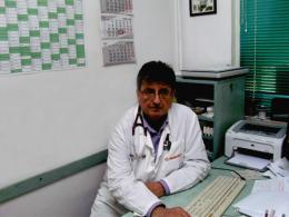 Д-р Георги Давидов - Специалист по вътрешни болести и пневмофтизиатрия - СБАЛПФЗ Д-р Димитър Граматиков - Русе